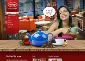 Wagh Bakri Tea Lounge
